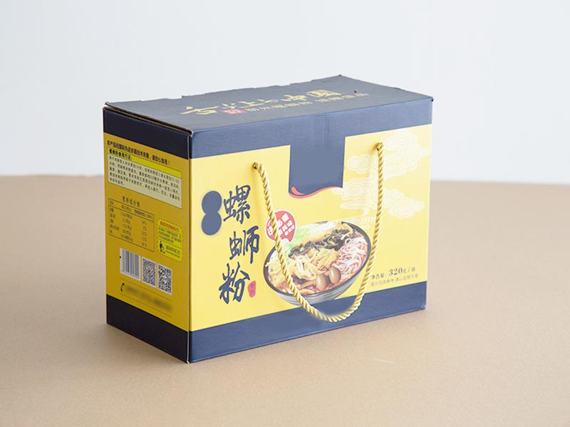 螺蛳粉礼盒包装